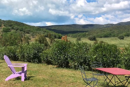 Farm in Maremma Park 4km from sea - 2 person apt - Talamone - Byt