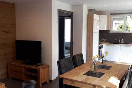 Location Charvin 4*. Appartement neuf 4 personnes.