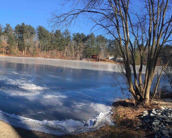 Clear Pond Getaway