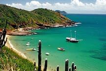 Pousada Encanto Beach com vista mar João Fernandes