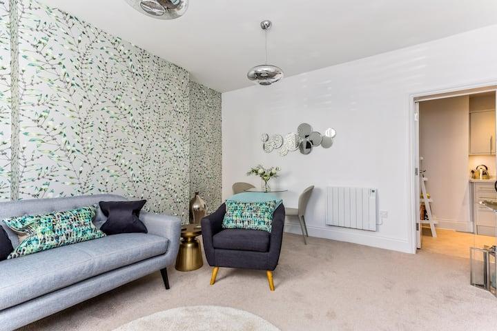 Central Cheltenham Spa - beautiful apartment
