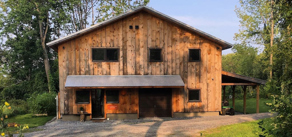 Southern Vermont Shared Artist Guesthouse
