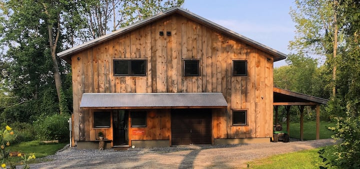 Southern Vermont Shared Artist Bunkhouse