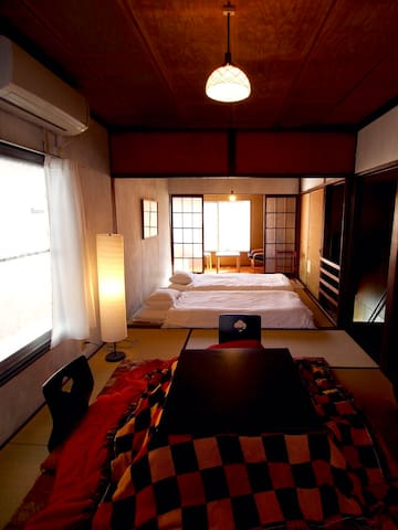 A traditional house in Nezu, 5 min from Nezu sta.