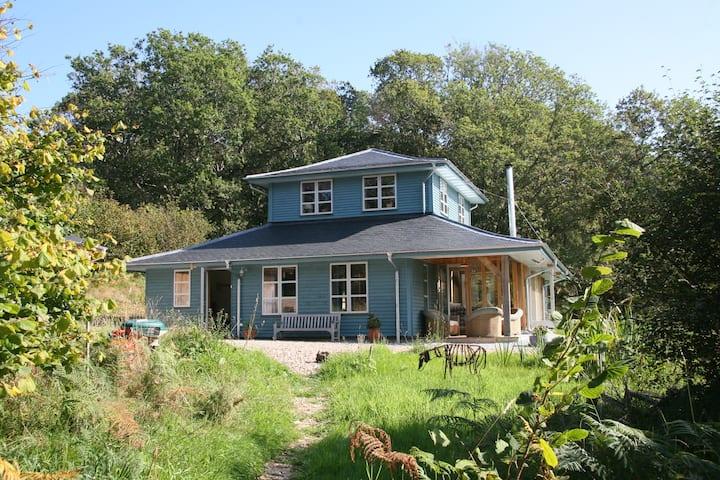 Family house, Drimnin, Nr Lochaline, Scotland