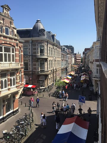 Lovely place in the Royal District of The Hague