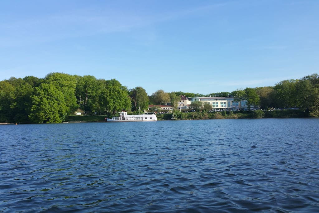 Entspannung Am Halterner Stausee Houses For Rent In