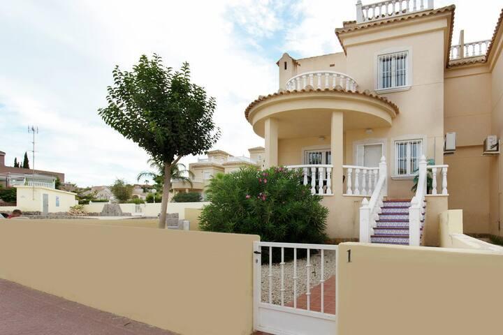 Heerlijke woning bij Rojales in de Costa Blanca - Ciudad Quesada - Casa