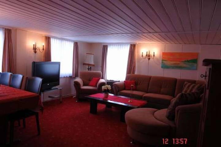 31/2-Zimmer-Ferienwohnung - Gottlieben