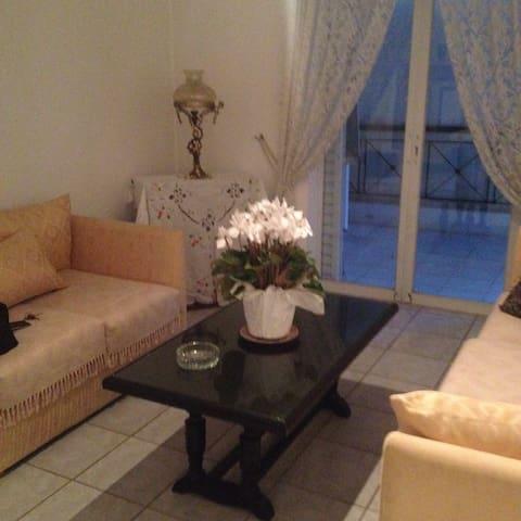 cosy appartment in calm Vrilissia area - Vrilissia - Pis