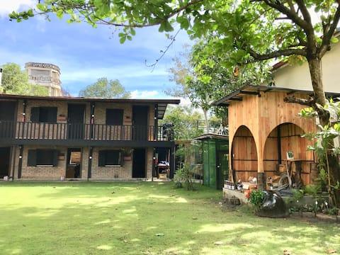 The Tree House Garden