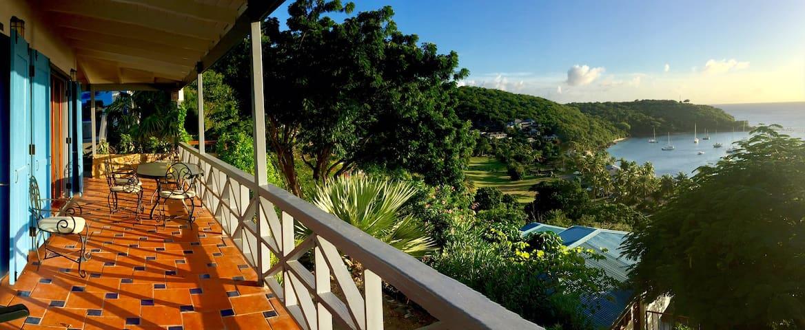 Blue Moon Antigua Villa