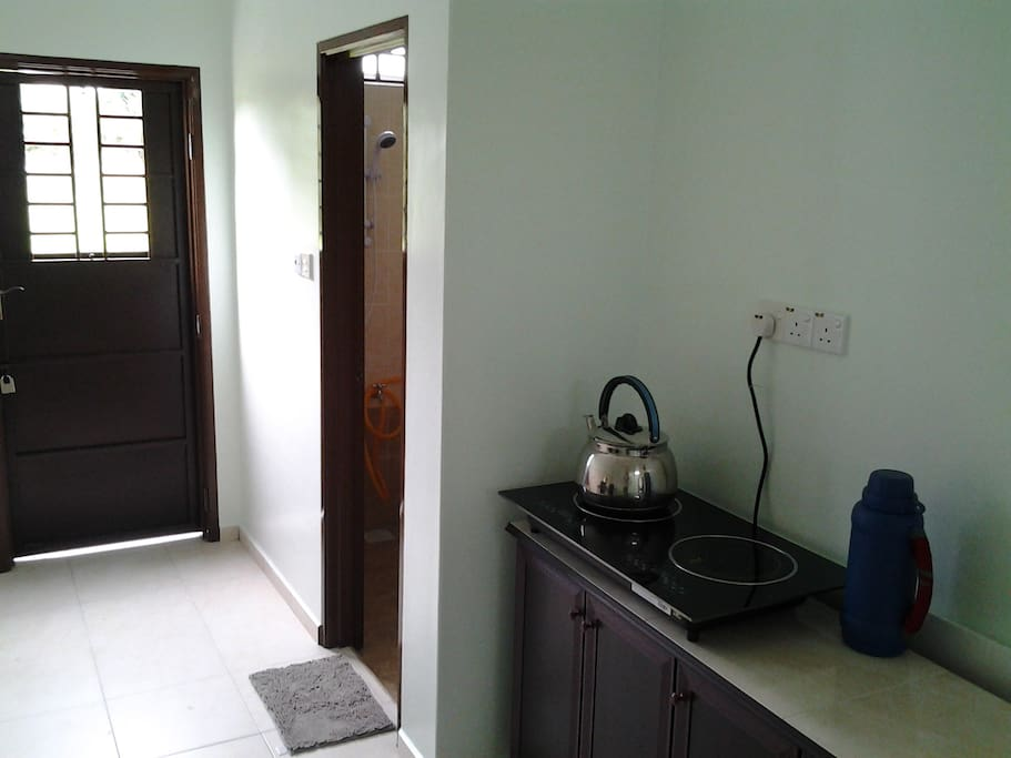 Dining Room with Cooking Facility