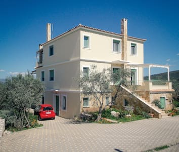 family house in Nafplio