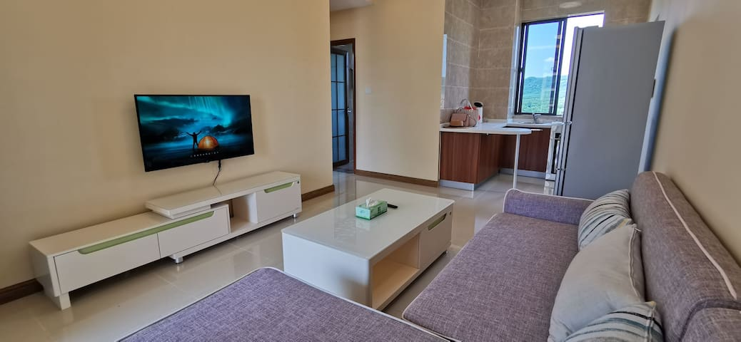 海南白沙木棉湖全新品质套二 VIC