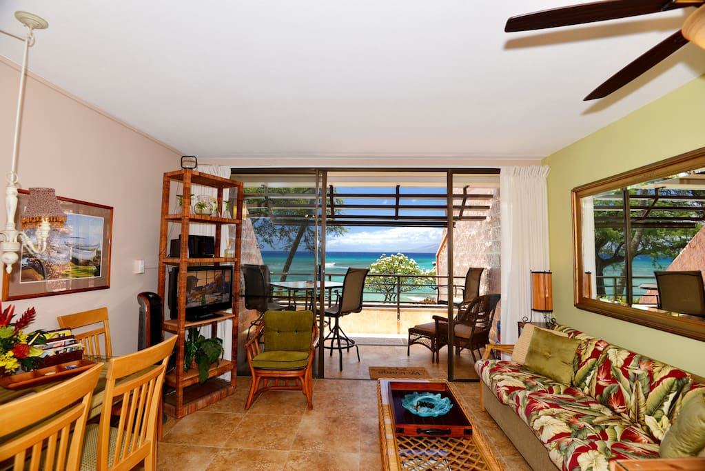 Welcome to ocean front Kuleana 713!