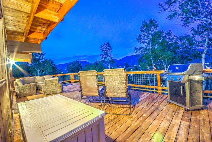 Amazing Views, Serenity Overlook - Vista Grande Lodge