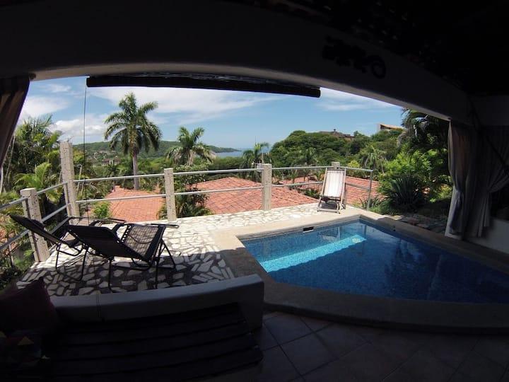 DJ's Getaway@CR, Ocean View@VillaSol , 3 BR-2 Bath