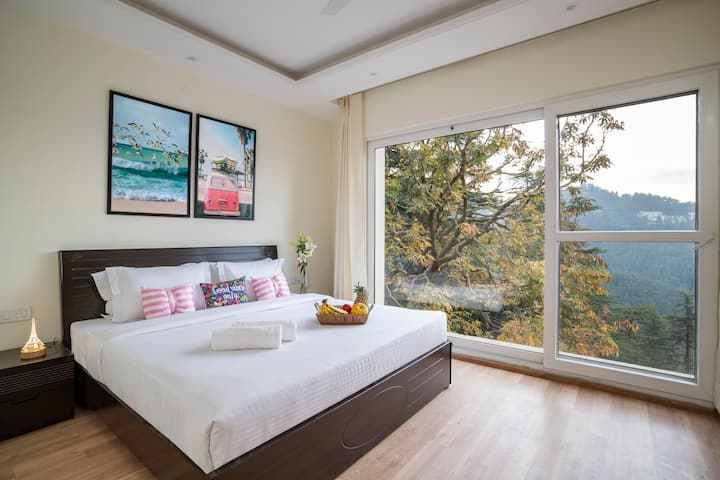 Shimla Mansion | 2 bedroom suite by Homestay DaDDy