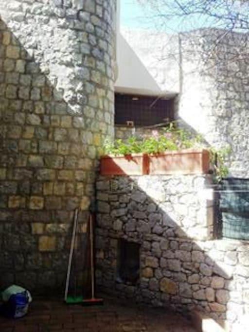 Esterno ingresso