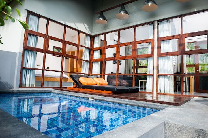 1 Bedroom Villa with Private Pool - 3