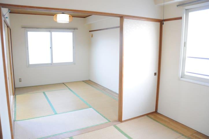 Japanese tatami & bedroom