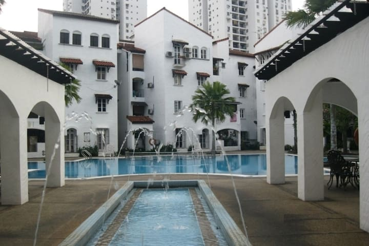 Pantai Hillpark Phase 1 for TRAVELER & BACKPACKERS