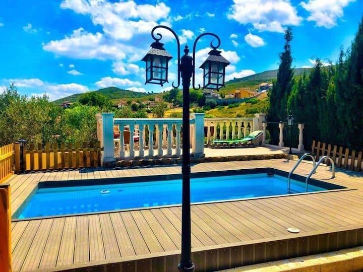 Stunning Chalet Villa Capricho, Valencia