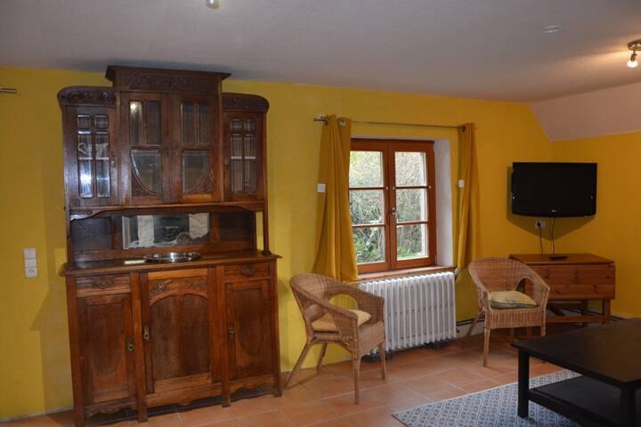 Au balcon de l'Alsace, gîte 4pers, Ribeaugoutte