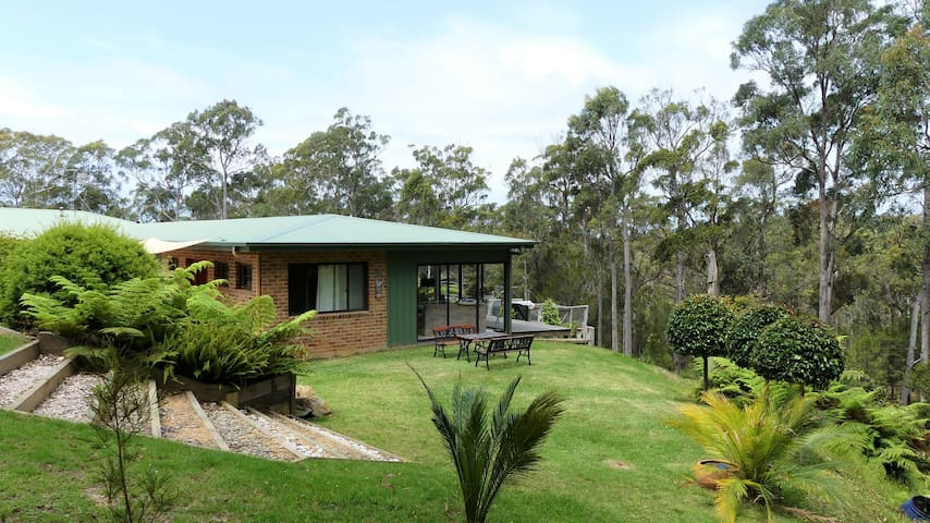 Close to beaches in Barragga Bay