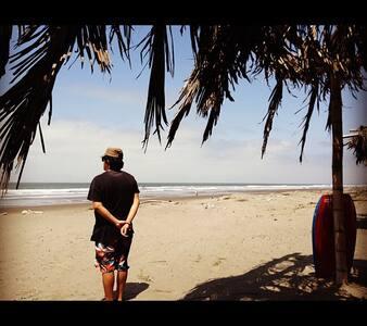 Casa de playa Via Data en Playas - Playas