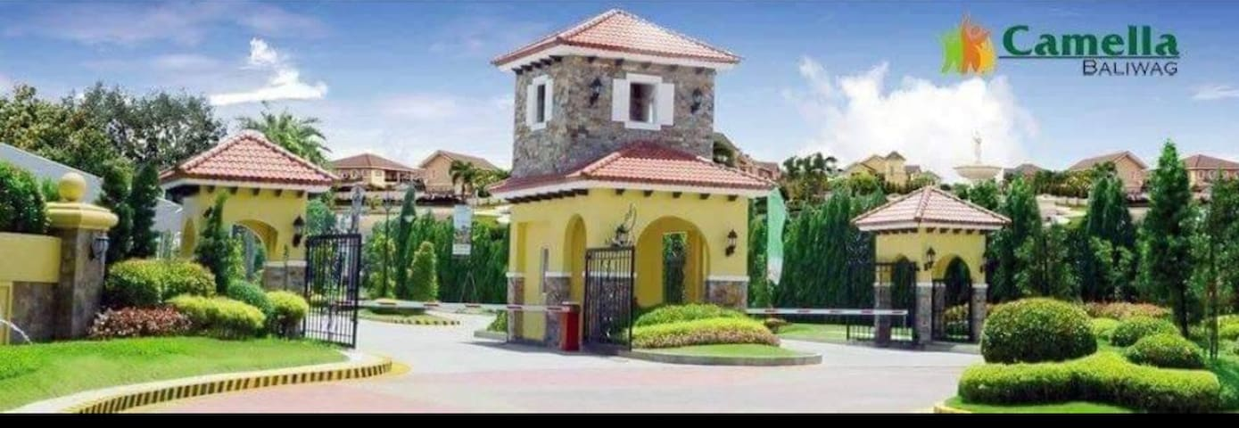 Camella Guest House Single Detached..