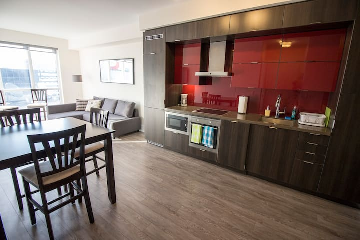 Condo-Downtown Toronto Across From Rogers Centre!!
