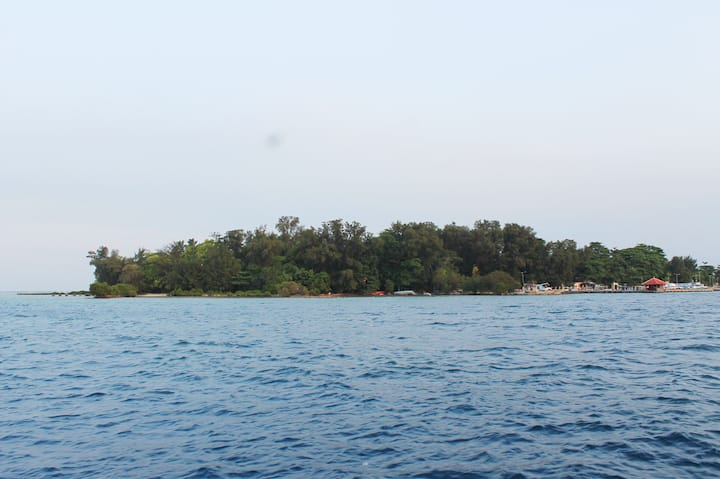 Seribu Resort Pramuka Thousand Island