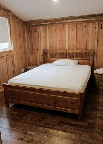 Master Bedroom with newly updated King Bed (not pictured)