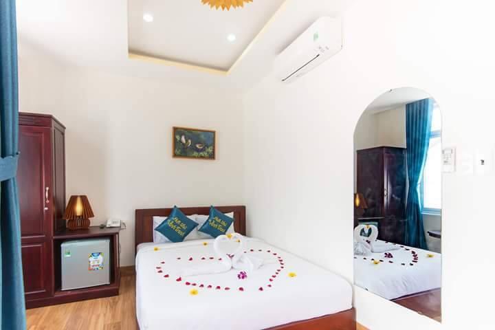 Vinh Trinh Villa Hoi An ( double room - pool)