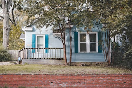 Walkable Midtown 3br/2ba, - Memphis