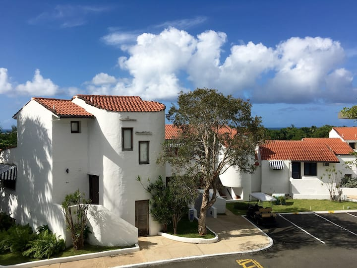 Mediterranean style studio villa in Rio Mar!
