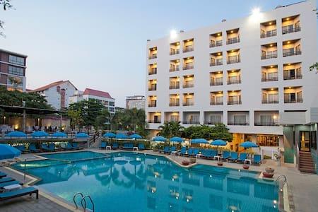 Beautiful Deluxe Room in Pattaya! - Nongprue, Banglamung - Apartamento