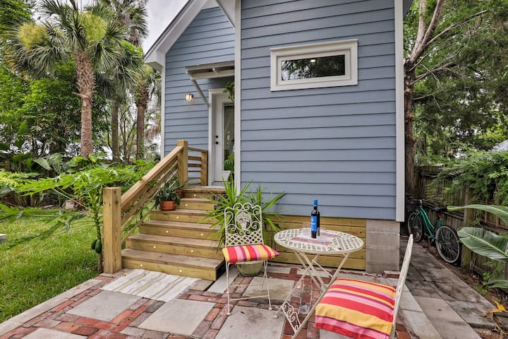 Downtown St Augustine, The Lincolnville Loft