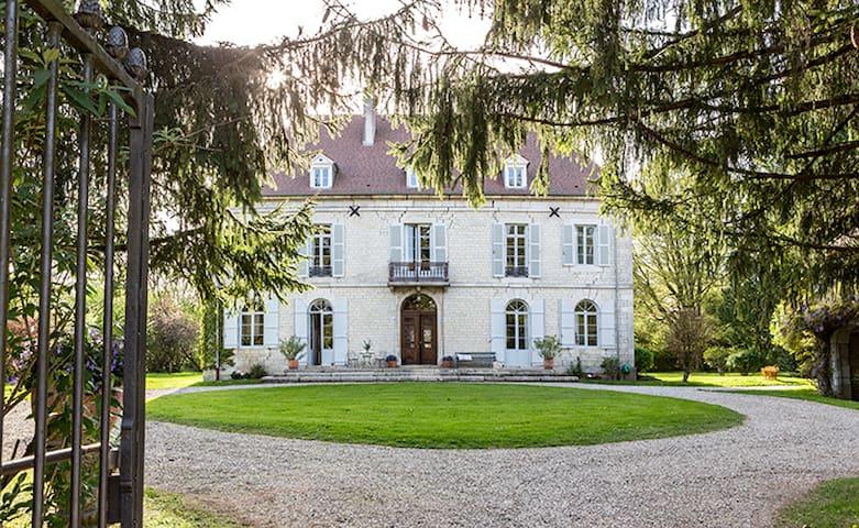 Château d'Ounans: un bijou de famille! - Ounans - Ev