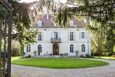 Château d'Ounans: un bijou de famille! - Ounans