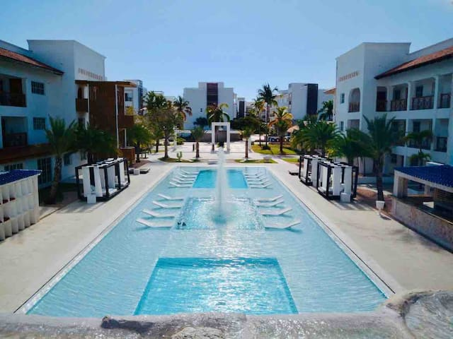 Cozy apartment in Cap Cana