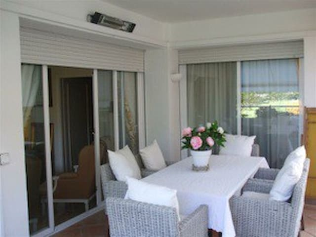 Luxury spacious 3 bedroom apartment well equipped - San Pedro de Alcántara - Apartament
