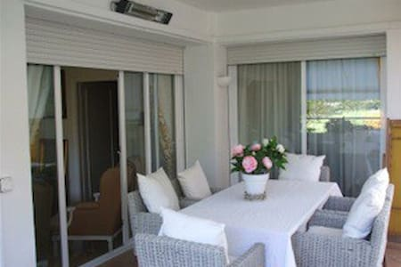 Luxury spacious 3 bedroom apartment well equipped - San Pedro de Alcántara - 公寓