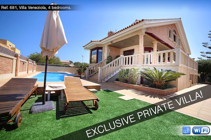 Exclusive private villa (681) - Cartagena - Villa