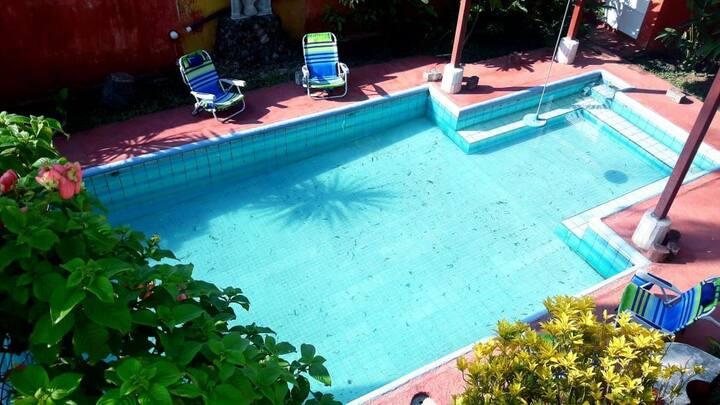 Casa de Verano con piscina privada en Costa Sur