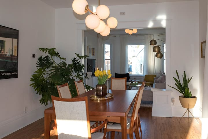 Beautiful, Newly Renovated Bay View Home