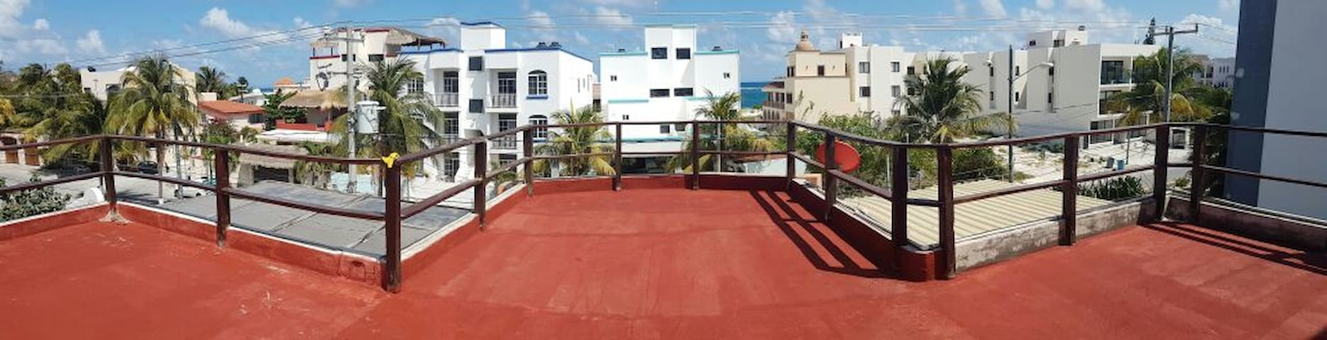 LOVELY AND CONFORTABLE SEAVIEW FLAT - Puerto Morelos - Apartment