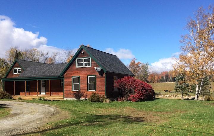 Serene & Pristine Vermont Home